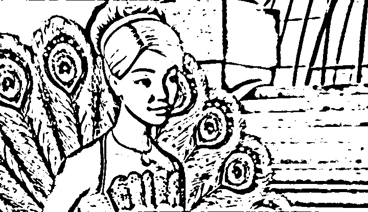 Barbie as The Island Princess Coloring in Pages 4