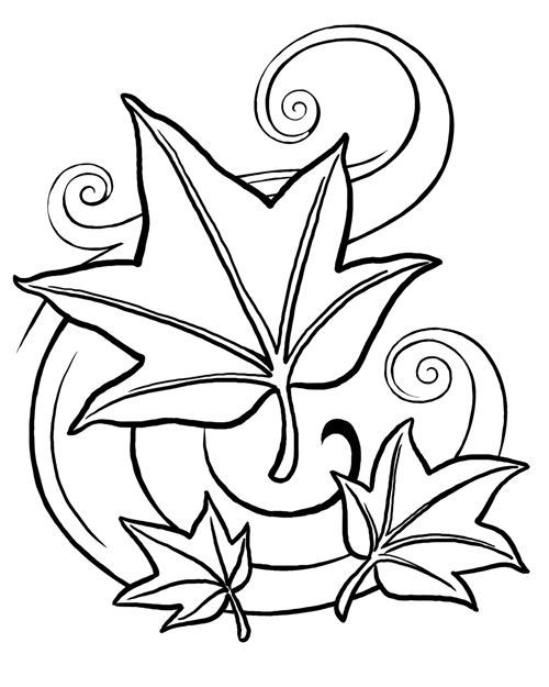 Flower Coloring in Pages 2