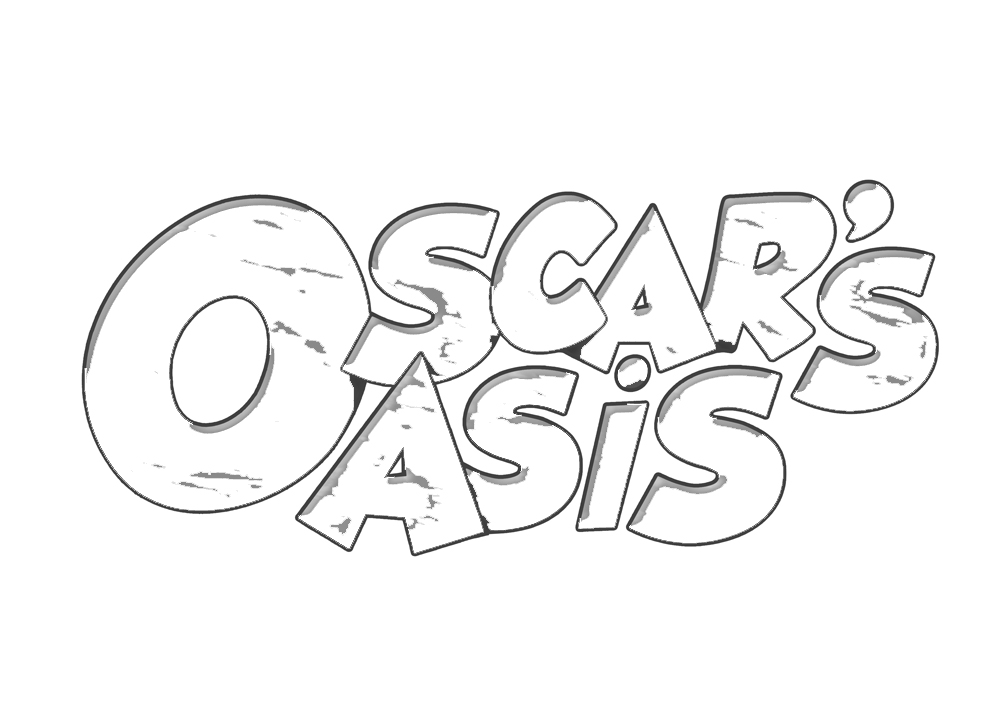 Oscars Oasis Coloring in Pages 1