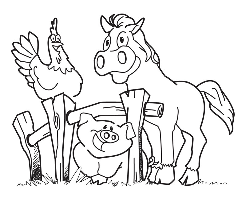 Print Out Coloring in Pages 5